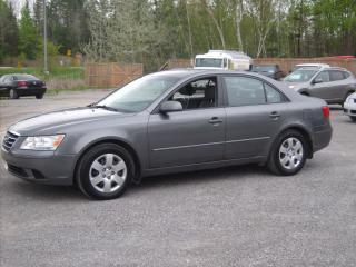 Used 2010 Hyundai Sonata GL for sale in Fenelon Falls, ON