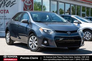 Used 2014 Toyota Corolla Sport Grp for sale in Pointe-Claire, QC