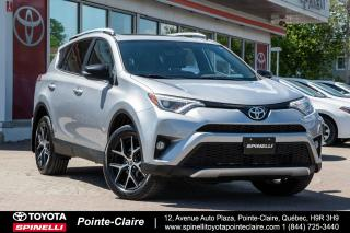 Used 2016 Toyota RAV4 Se+gps for sale in Pointe-Claire, QC