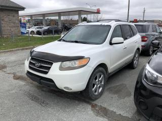 Used 2007 Hyundai Santa Fe GLS Traction intégrale, 4 portes 3,3L au for sale in Sherbrooke, QC