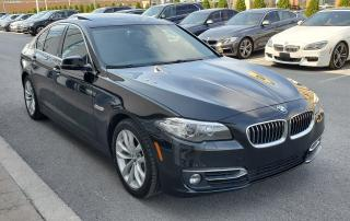 Used 2016 BMW 528 xDrive for sale in Dorval, QC