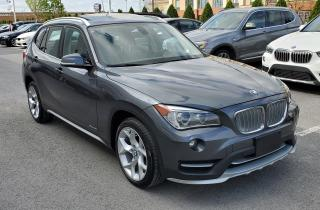 Used 2015 BMW X1 xDrive28i Sport Line for sale in Dorval, QC