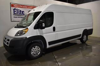 Used 2018 RAM ProMaster Cargo Van 159'' WB EXT HIGH for sale in Sherbrooke, QC