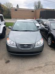 Used 2010 Hyundai Elantra for sale in Brampton, ON