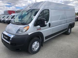 Used 2019 RAM ProMaster C/v 159 Wb Ext High for sale in Sherbrooke, QC