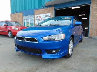 Used 2009 Mitsubishi Lancer Berline 4 portes CVT SE for sale in St-Eustache, QC