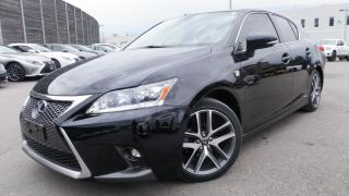Used 2014 Lexus CT 200h F PSORT WAGON for sale in Toronto, ON