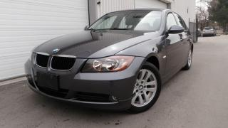 Used 2008 BMW 323i GORGEOUS LOW KM LEXUS TRADE IN  LOCAL CAR 323i for sale in Toronto, ON