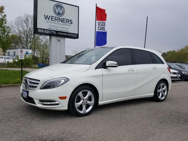 2014 Mercedes-Benz B250 Touring