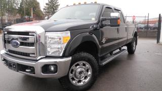 Used 2015 Ford F-350 SUPER DUTY 4X4 CUSTOMIZED TRUCK Lariat for sale in Toronto, ON