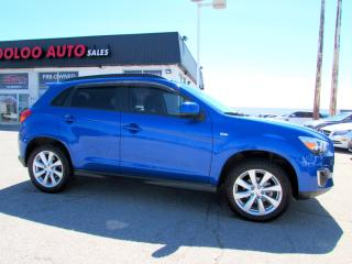 Used 2015 Mitsubishi RVR LIMITED 4WD AUTO BLUETOOTH CERTIFIED WARRANTY for sale in Milton, ON