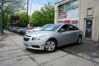 Used 2012 Chevrolet Cruze LS berline 4 portes avec 1SA for sale in Laval, QC