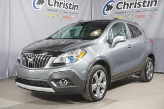 Used 2014 Buick Encore Awd 4x4 Cam De Recul for sale in Montréal, QC