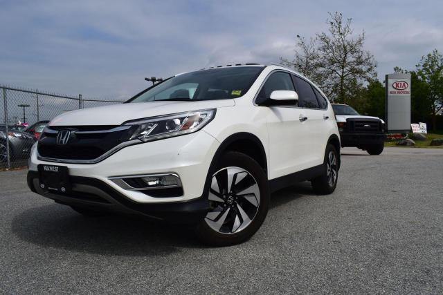 2016 Honda CR-V Touring AC/AUTO/PL/PW/CD/ABS