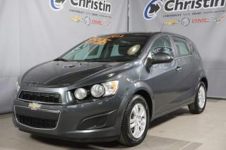 Used 2013 Chevrolet Sonic Lt Siege Ch. Dem A for sale in Montréal, QC