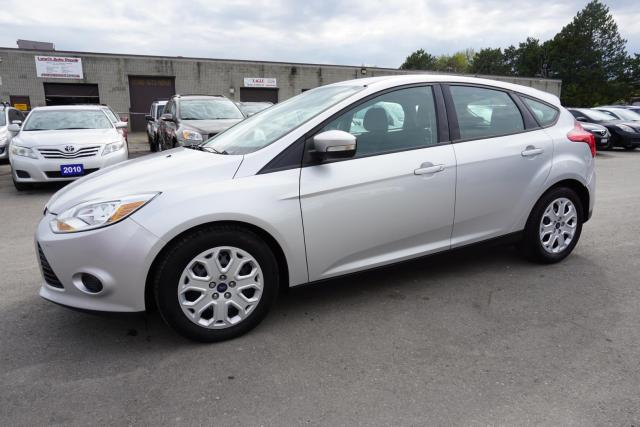 2013 Ford Focus SE HB AUTO CERTIFIED 2YR WARRANTY HEATED BLUETOOTH *ACCIDENT FREE*