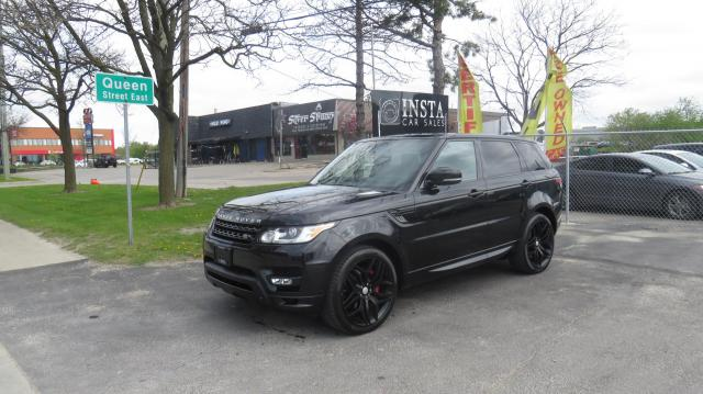 2015 Land Rover Range Rover Sport Autobiography(SOLD)