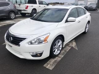 Used 2015 Nissan Altima SL, CUIR, MAGS, GPS, 1.9% for sale in Lévis, QC