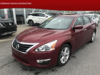 Used 2014 Nissan Altima 2,5 SV - CRUISE - BLUETOOTH - TOIT OUVRANT - for sale in Donnacona, QC