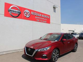 Used 2019 Nissan Altima Platinum/AWD/HEATED SEATS/LEATHER for sale in Edmonton, AB