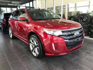 Used 2013 Ford Edge HEATED LEATHER SEATS, NAVI PADDLE GEAR SHIFTS for sale in Edmonton, AB