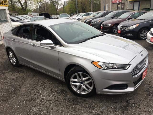 2013 Ford Fusion SE/ AUTO/ PWR GROUP/ PWR SEATS/ ALLOYS/ LIKE NEW!