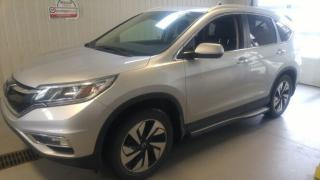 Used 2016 Honda CR-V Touring for sale in Gatineau, QC