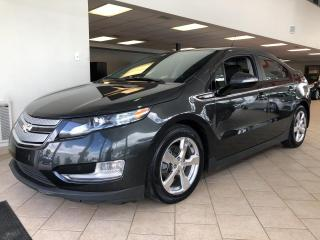 Used 2014 Chevrolet Volt Électrique Cuir GPS for sale in Pointe-Aux-Trembles, QC