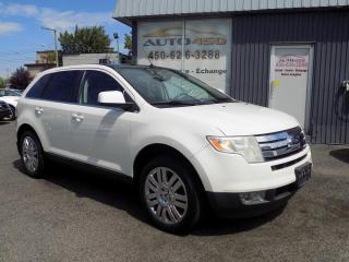 Used 2009 Ford Edge ***Limited,SEL,CUIR,TOIT PANO,AWD*** for sale in Longueuil, QC