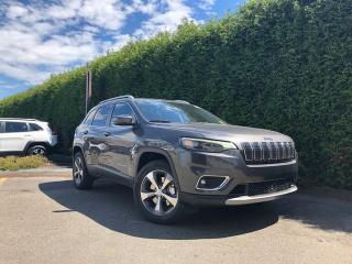 Used 2019 Jeep Cherokee Limited for sale in Surrey, BC