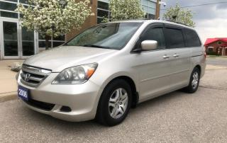 Used 2006 Honda Odyssey EX-L for sale in Brampton, ON