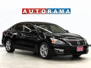 Used 2014 Nissan Altima SL Tech Pkg Navigation Backup Cam Sunroof for sale in Toronto, ON