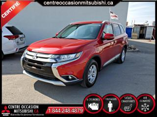 Used 2016 Mitsubishi Outlander SE 4X4 V6 7 PLACES for sale in Blainville, QC