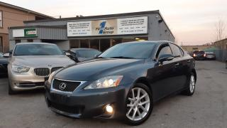 Used 2011 Lexus IS 250 for sale in Etobicoke, ON