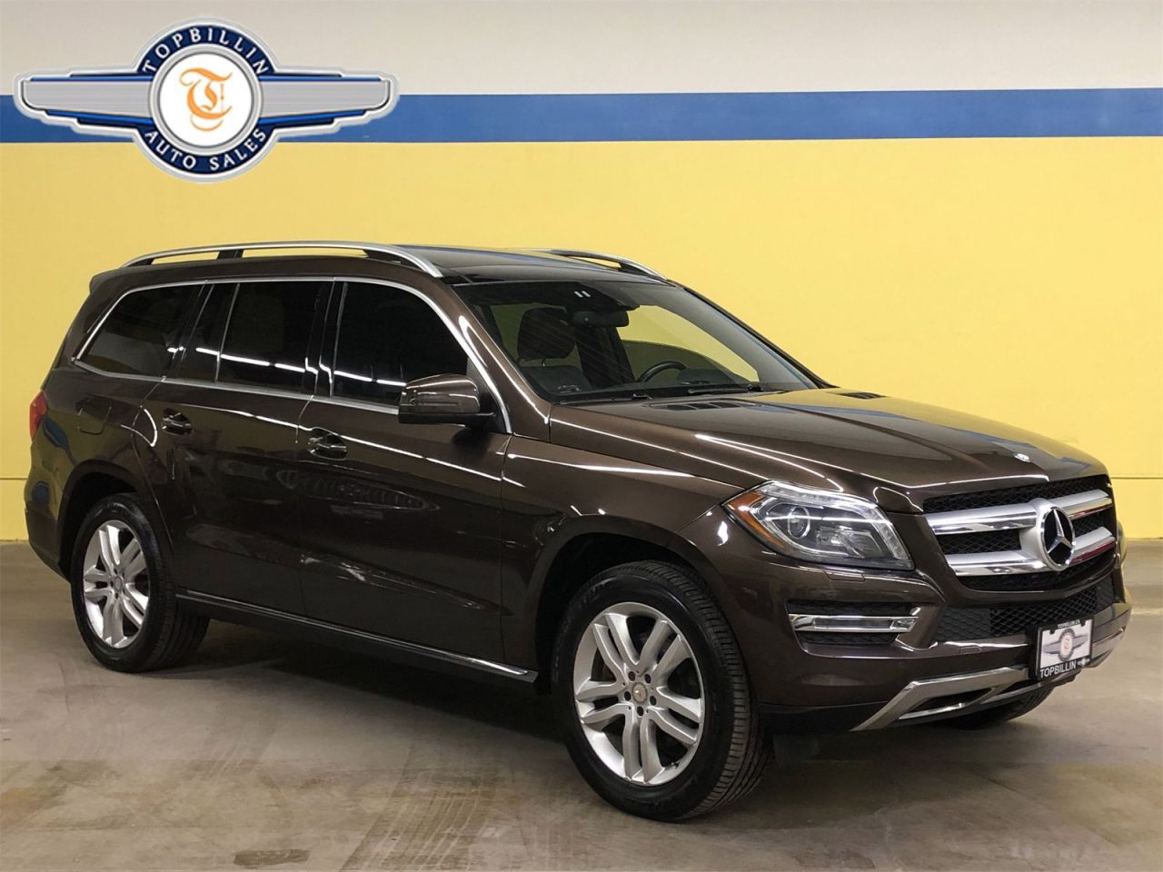 2014 Mercedes-Benz GL-Class GL 350 BlueTEC, Fully Loaded