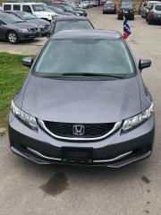 Used 2014 Honda Civic for sale in Brampton, ON