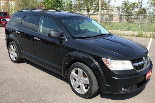 2010 Dodge Journey RT ** AWD, BACKUP CAM, SUNROOF  **