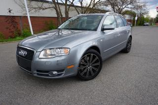 Used 2007 Audi A4 2.0T WAGON - AS-IS SPECIAL - YOU CERTIFY YOU SAVE for sale in Etobicoke, ON