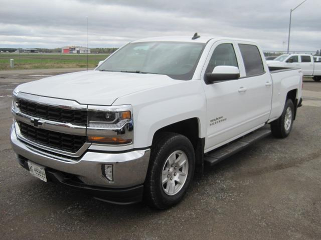 2018 Chevrolet Silverado 1500 LT True North