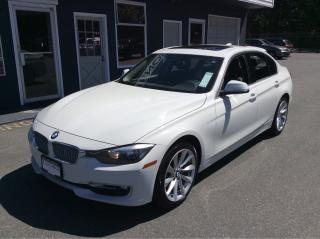 Used 2014 BMW 3 Series 320i xDrive for sale in Parksville, BC