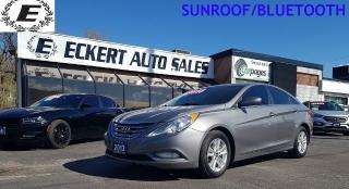 Used 2013 Hyundai Sonata GLS / SUNROOF/NEW BRAKES for sale in Barrie, ON