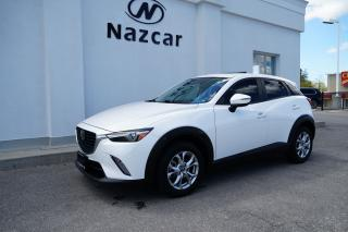 Used 2018 Mazda CX-3 GS NAVIGATION / HEADS UP DISPLAY / AWD / BACK CAM for sale in East Gwillimbury, ON