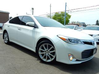 Used 2013 Toyota Avalon XLE.Navigation.Camera.Leather.Roof.Heated Seats for sale in Kitchener, ON