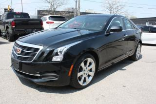 Used 2015 Cadillac ATS AWD for sale in Toronto, ON