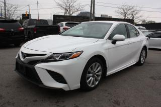 Used 2018 Toyota Camry SE for sale in Toronto, ON