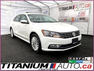 Used 2016 Volkswagen Passat COMFORTLINE+GPS+Camera+Sunroof+Blind Spot+Apple Pl for sale in London, ON