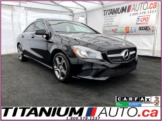 Used 2015 Mercedes-Benz CLA-Class 4Matic+Camera+GPS+Pano Roof+Blind Spot+HID Lights+ for sale in London, ON