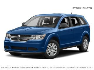 New 2018 Dodge Journey JOURNEY SE FWD for sale in Cold Lake, AB