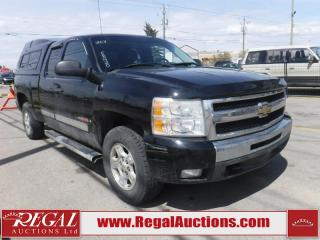 Used 2007 Chevrolet Silverado 1500 LT 4D EXT CAB 4WD for sale in Calgary, AB