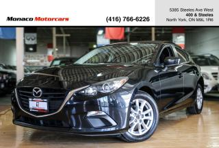Used 2014 Mazda MAZDA3 GS-SKY - NAVI|BACKUP|HEATED SEATS|ALLOYS for sale in North York, ON